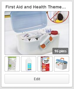 First Aid And Health Themed Gift Basket Thelittledabbler